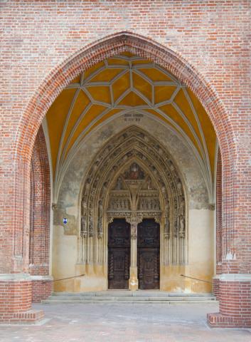 Church of the Holy Spirit, Landshut, Germany.