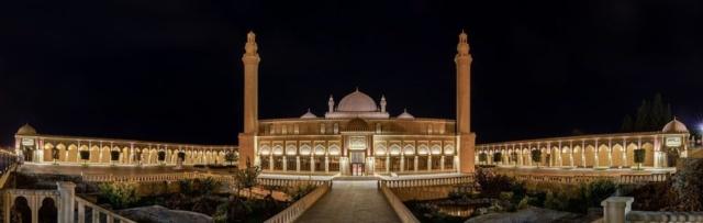 Juma (Friday) Mosque, Shamakhi, Azerbaijan.